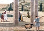 ירושלים בימי בית שני- מתפארת לחורבן
